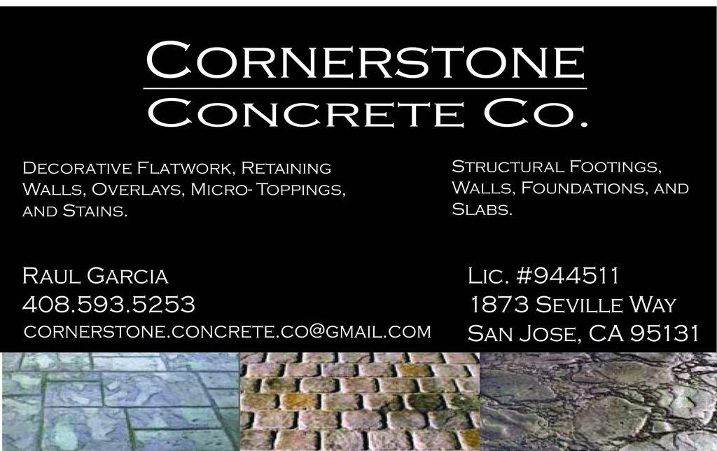 Cornerstone Concrete Company