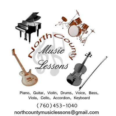 Avatar for North County Music Lessons