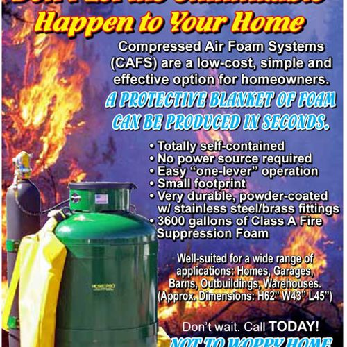 AA Wildfire Protection