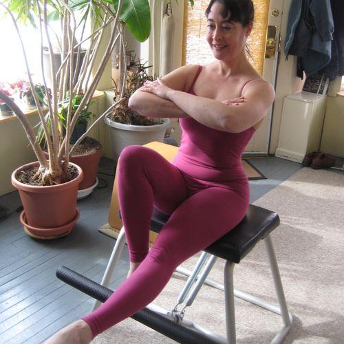 Gemma Pagliei of Gemma's Pilates and Movement Training