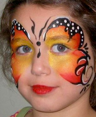 Face Painting By Denise