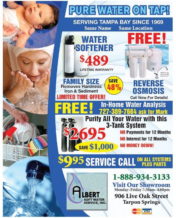 Albert Soft Water Service, Inc.