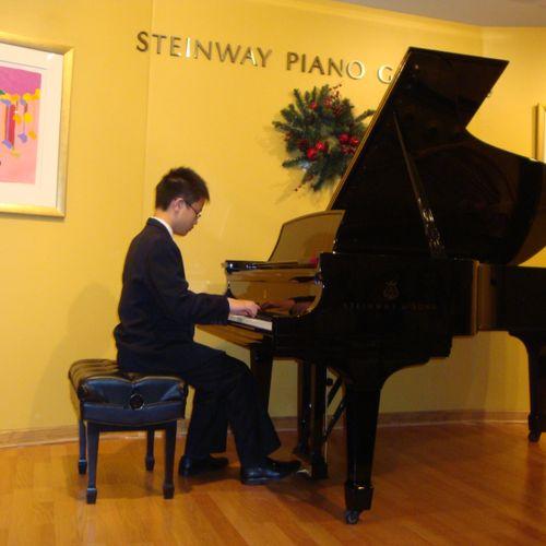 Junior Studio Recital