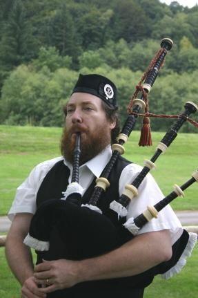 Northwest Bagpipes