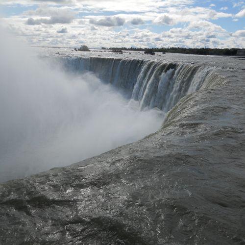 Feng Shui=Wind and Water Niagra Falls, Canada