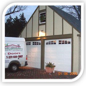 Garage Door in Allendale, NJ