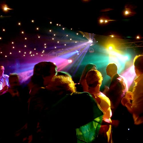 Small or Large Venue, We can create a lighting package for anysize room and budget