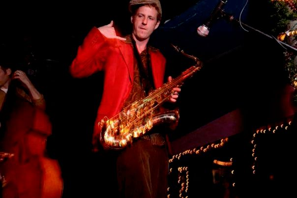 Chazz Alley, Saxophonist
