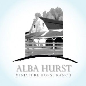 Alba Hurst Logo Design