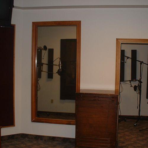 Drum room/ isolation room
