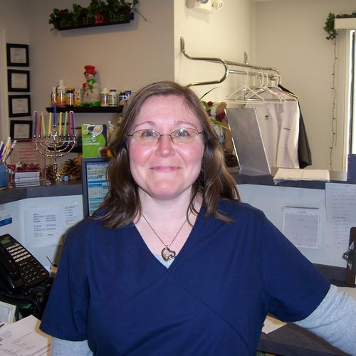 Tina - Office Administrator/Patient Advocate