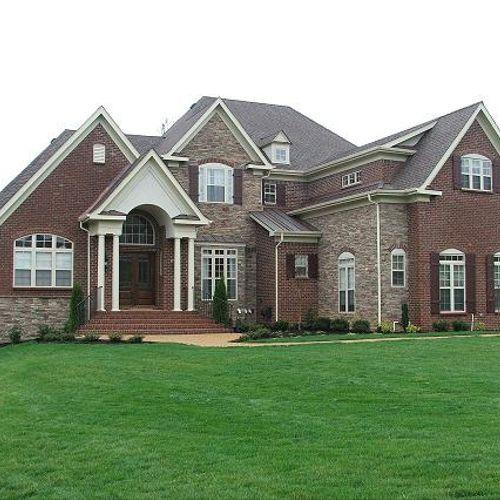 Mr. & Mrs. Ramage's home