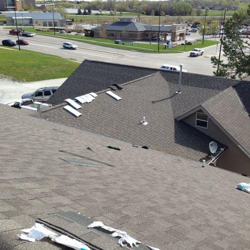 Roof Repair/Replace