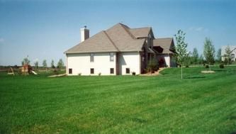 Fertilizer and weed control treatments help provide a lush lawn.  Contact us anytime for an estimate