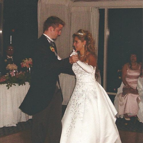 Another of my couple's doing their 1st dance