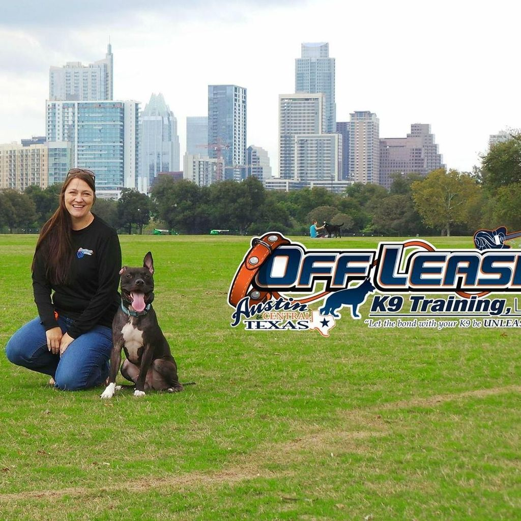 Off-Leash K9 Training Austin,TX