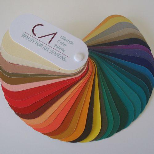 Color Alliance Lifestyle Palette