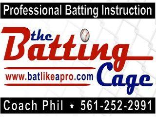 Professional ONE on One Batting Instruction