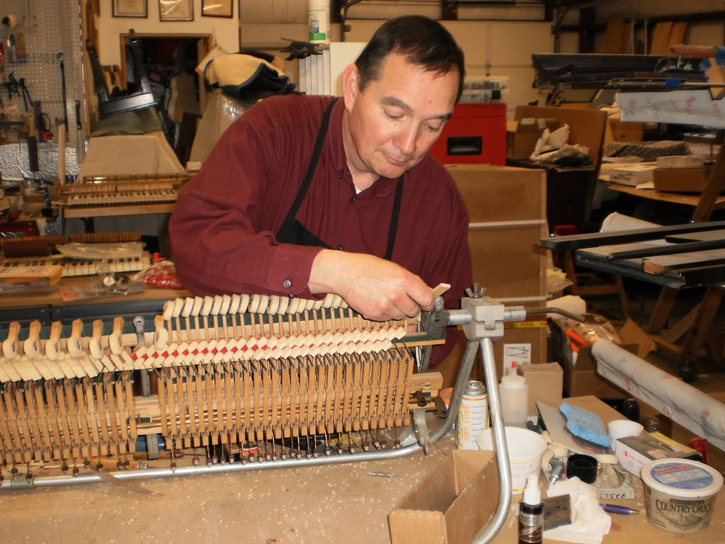 Barklage Piano Servicing
