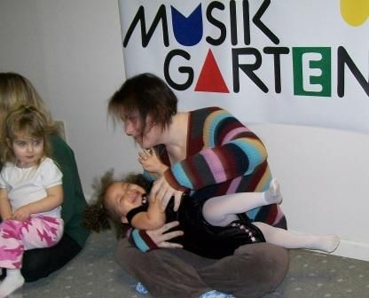 Learn new ways to play musically with your child.