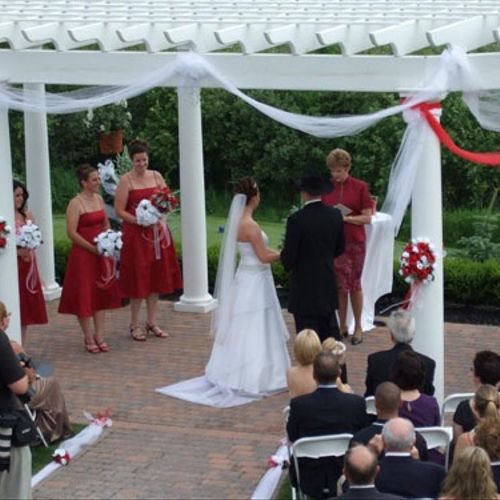 Beautiful ceremonies designed to your wishes!