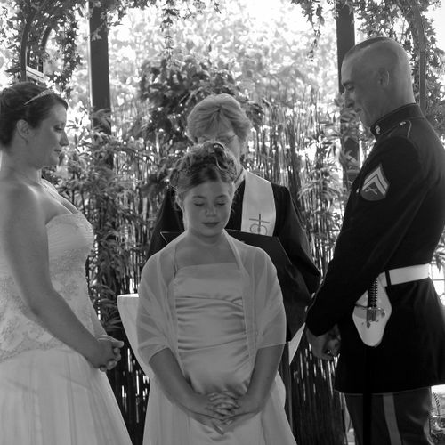 There are special ways to include your children in your ceremony!