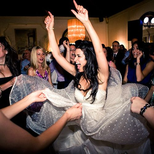Party Excitement Weddings