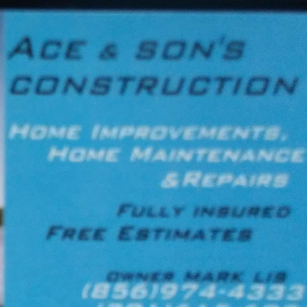 Ace & Sons Construction