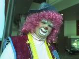 Huggles in Pink Wig
