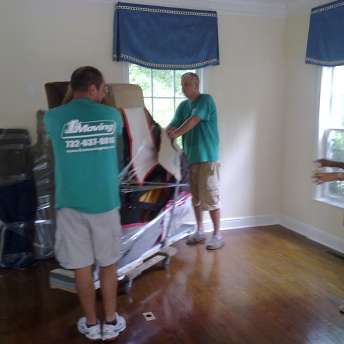 Moving in New Jersey