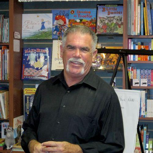 Speaking at BookTowne, Manasquan NJ