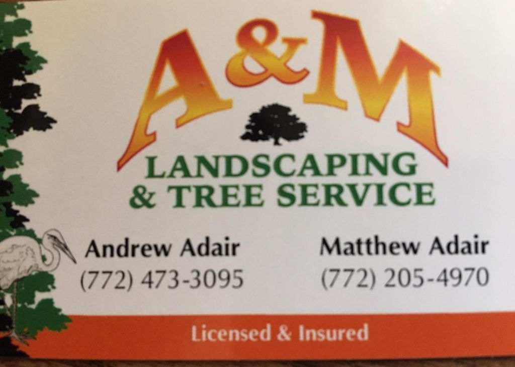 A & M Landscaping and Tree Services
