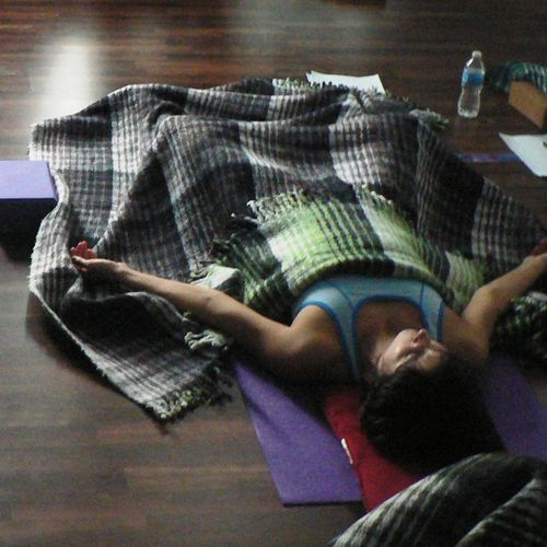 Yoga can be very relaxing and renewing.  We bring FUN into meditation.