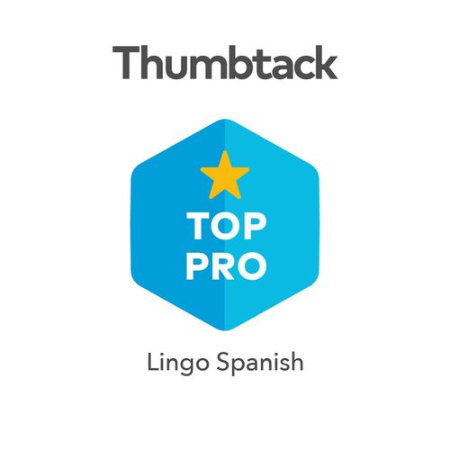 Lingo Spanish Top Pro Thumbtack