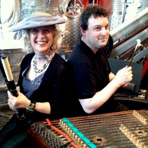Fleytmuzik duo; traditional klezmer