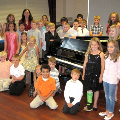 At Springboard, we offer a recital in the fall and in the spring.