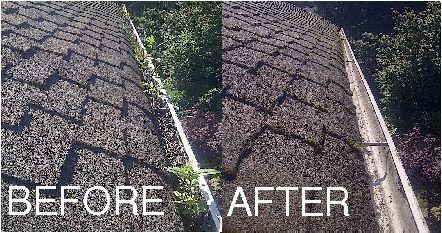 Gutter Cleaning Redmond, Kirkland, Bellevue
