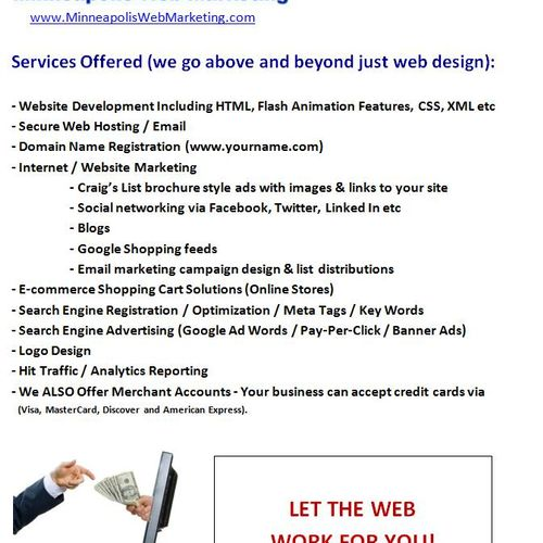 AFFORDABLE & LOCAL Small Business Website Design