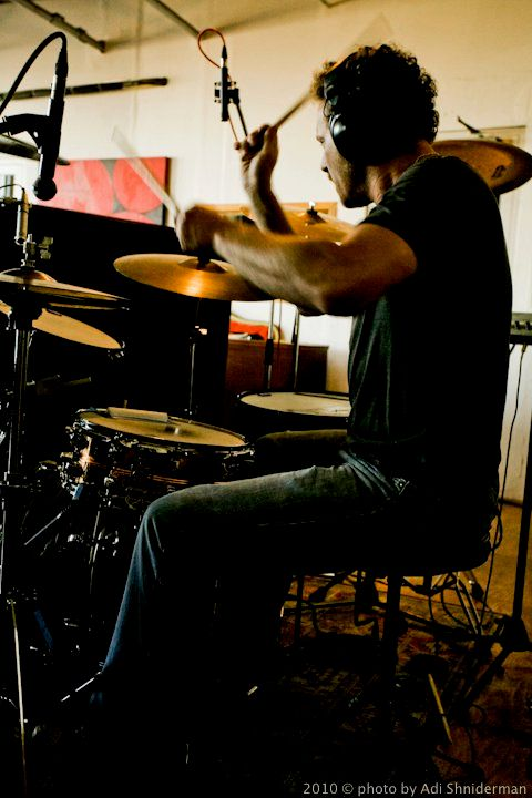 Glenn Grossman-Session Musician Drum Teacher