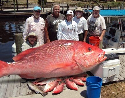 Mexico Beach Charters