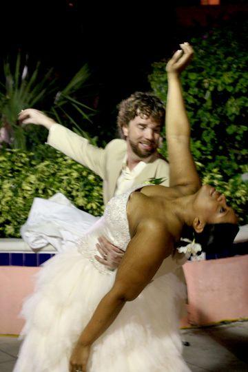 Ballroom Wedding Dance with Peter Jones