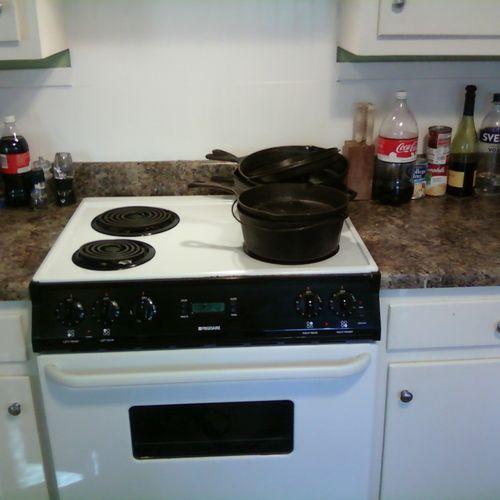 Kitchen after.