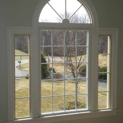 Another happy customer! These windows don't leak anymore.