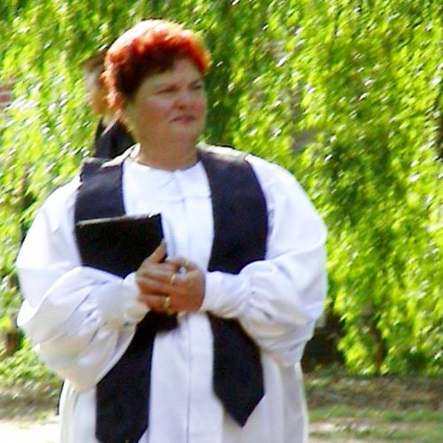 Reverend Margaret Demmon