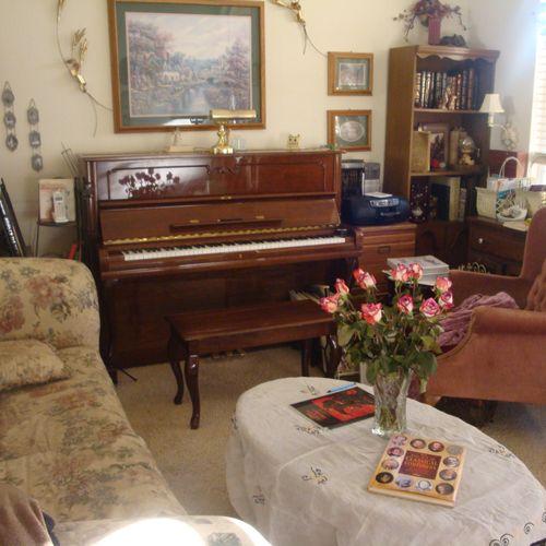 Piano and Performance Pedagogy Studio