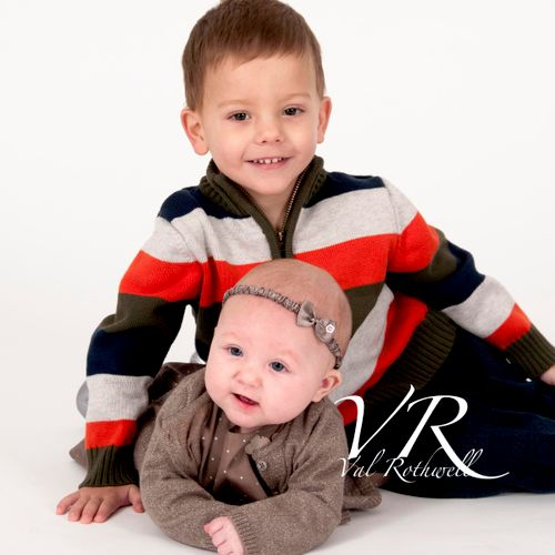Cousin pictures are great for grandma!