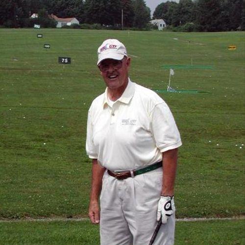 John Ross our teaching professional