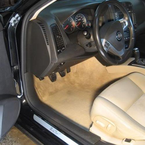 Cadillac Interior After Shot