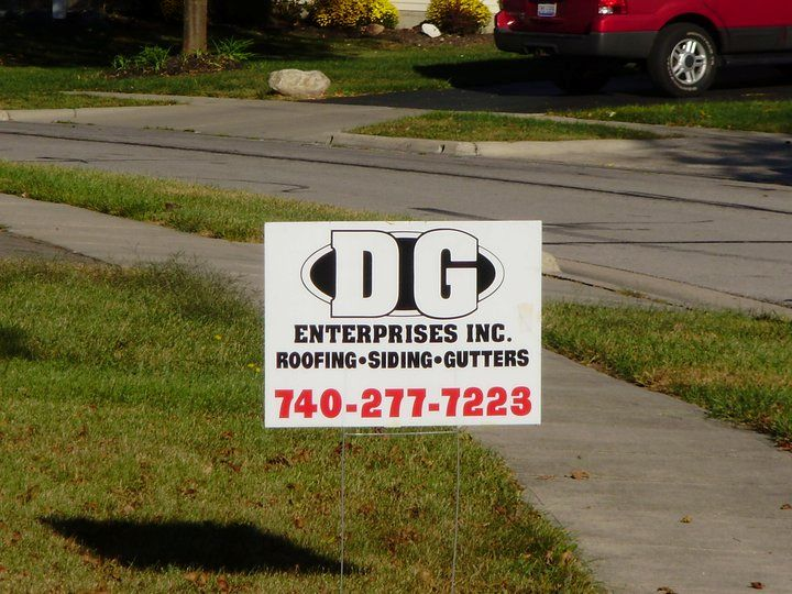 D. G. Enterprises Inc.
