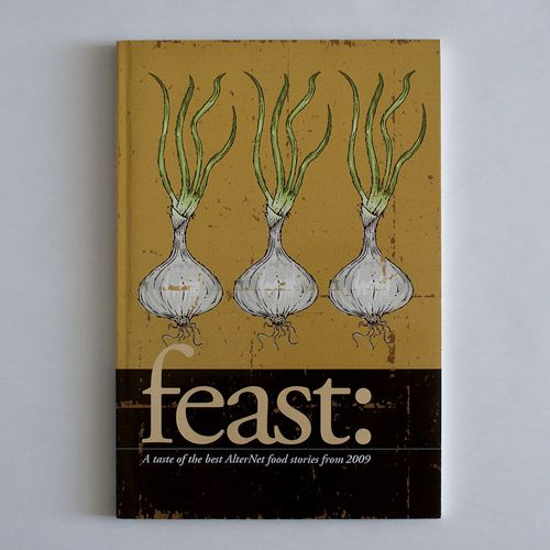 Feast Collection of essays about food